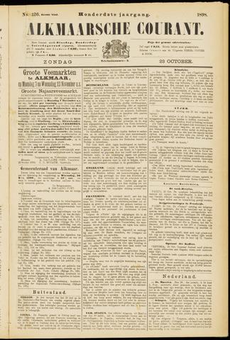 Alkmaarsche Courant 1898-10-23