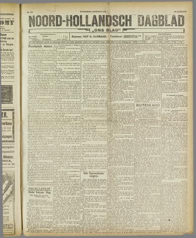 Ons Blad : katholiek nieuwsblad voor N-H 1921-08-04