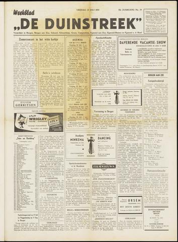 De Duinstreek 1955-07-22
