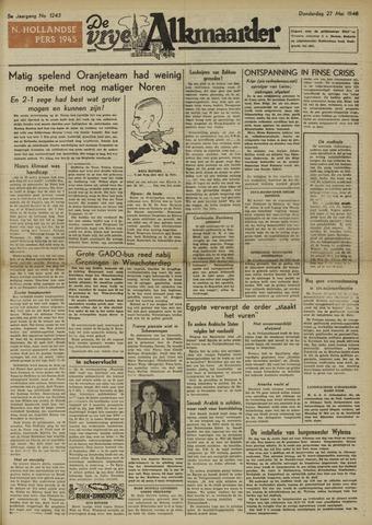 De Vrije Alkmaarder 1948-05-27