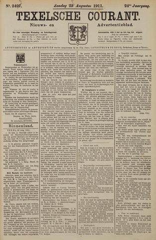Texelsche Courant 1911-08-27