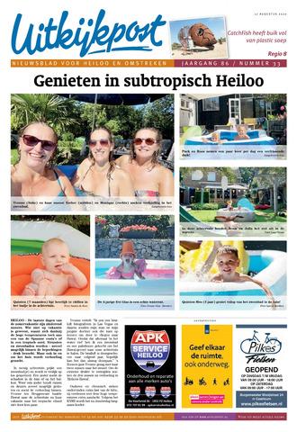Uitkijkpost : nieuwsblad voor Heiloo e.o. 2020-08-12