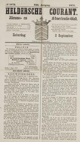 Heldersche Courant 1871-09-02