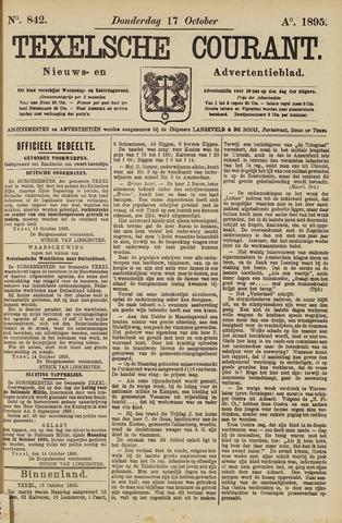 Texelsche Courant 1895-10-17