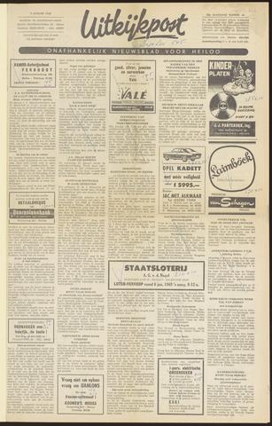 Uitkijkpost : nieuwsblad voor Heiloo e.o. 1969