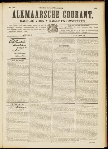 Alkmaarsche Courant 1910-12-02