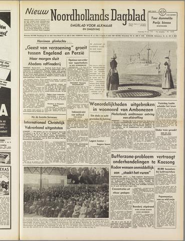 Nieuw Noordhollandsch Dagblad : voor Alkmaar en omgeving 1951-07-30