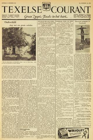 Texelsche Courant 1953-08-15