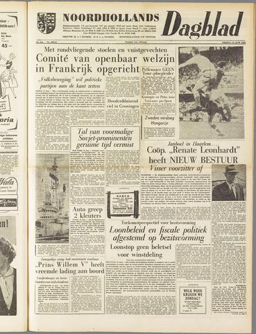 Noordhollands Dagblad : dagblad voor Alkmaar en omgeving 1958-06-13