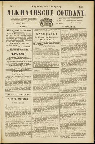 Alkmaarsche Courant 1888-12-21