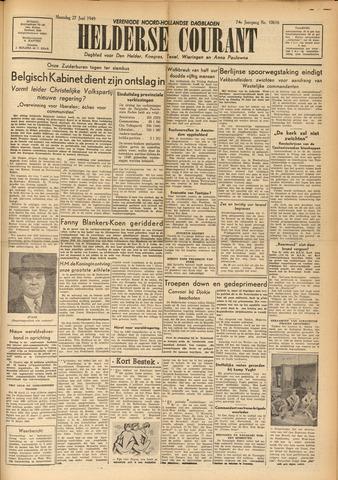 Heldersche Courant 1949-06-27