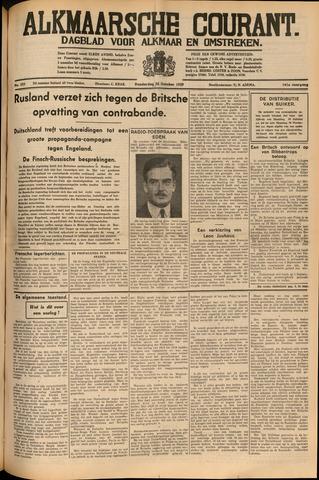 Alkmaarsche Courant 1939-10-26
