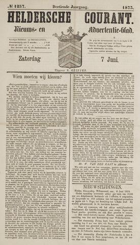 Heldersche Courant 1873-06-07