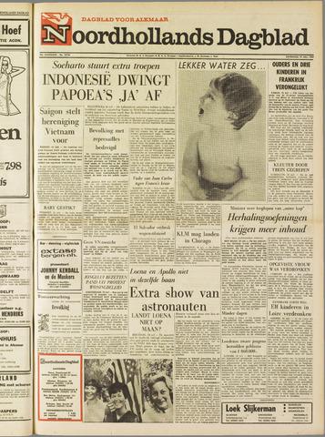 Noordhollands Dagblad : dagblad voor Alkmaar en omgeving 1969-07-19