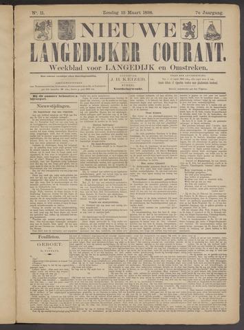 Nieuwe Langedijker Courant 1898-03-13