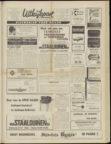 Uitkijkpost : nieuwsblad voor Heiloo e.o. 1973-07-04