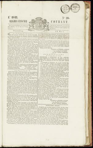 Alkmaarsche Courant 1843-05-15