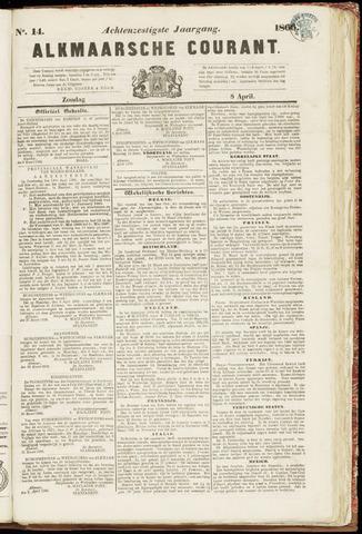 Alkmaarsche Courant 1866-04-08