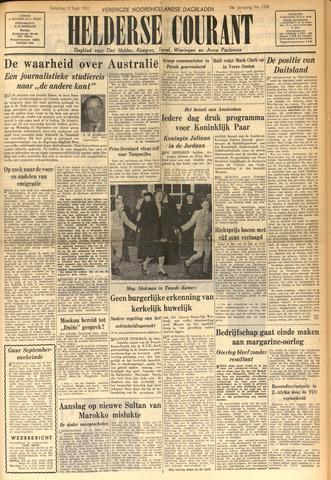Heldersche Courant 1953-09-12