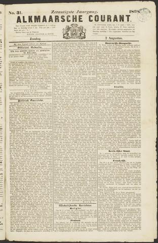 Alkmaarsche Courant 1868-08-02