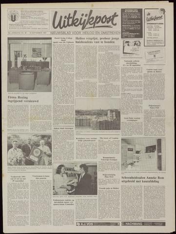 Uitkijkpost : nieuwsblad voor Heiloo e.o. 1991-09-18