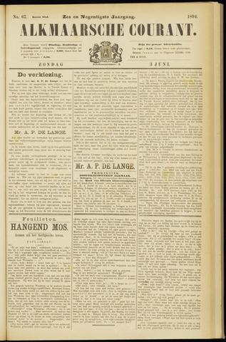 Alkmaarsche Courant 1894-06-03