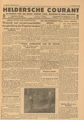 Heldersche Courant 1946-02-02