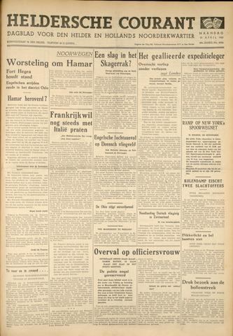 Heldersche Courant 1940-04-22