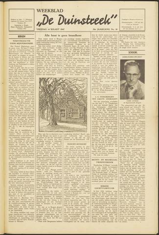 De Duinstreek 1947-03-14