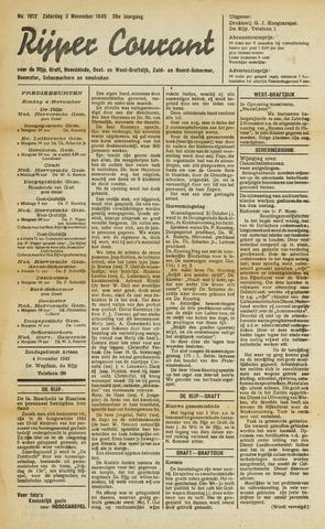 Rijper Courant 1945-11-03
