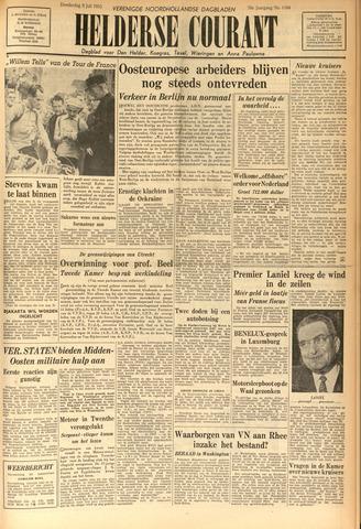 Heldersche Courant 1953-07-09