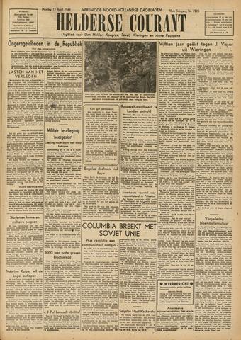 Heldersche Courant 1948-04-13