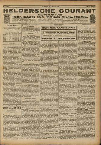 Heldersche Courant 1921-01-29