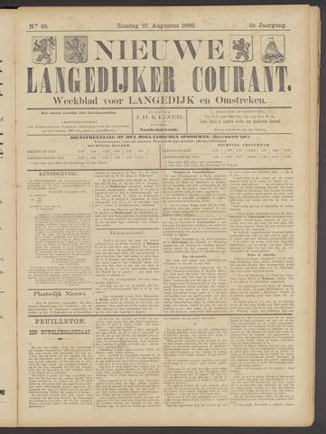 Nieuwe Langedijker Courant 1893-08-27