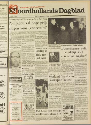 Noordhollands Dagblad : dagblad voor Alkmaar en omgeving 1969-12-01