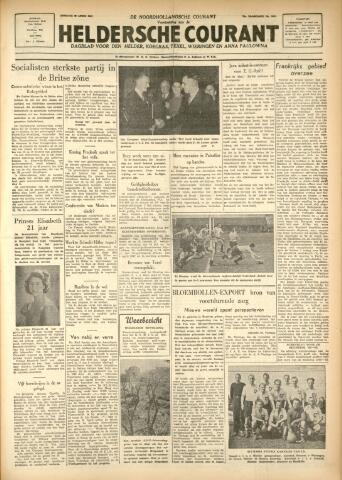 Heldersche Courant 1947-04-22