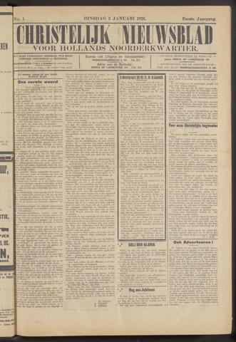Nieuwe Langedijker Courant 1926-01-05