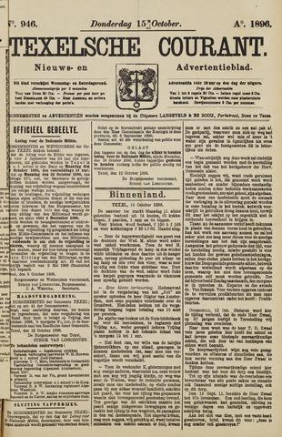 Texelsche Courant 1896-10-15