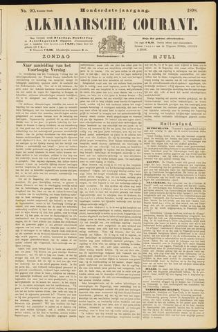 Alkmaarsche Courant 1898-07-31