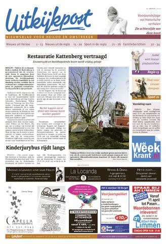 Uitkijkpost : nieuwsblad voor Heiloo e.o. 2011-03-30