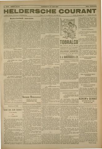 Heldersche Courant 1930-06-12