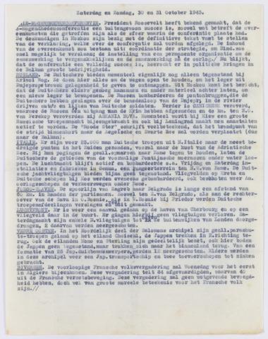 De Vrije Alkmaarder 1943-10-30
