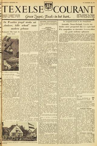 Texelsche Courant 1953-09-23
