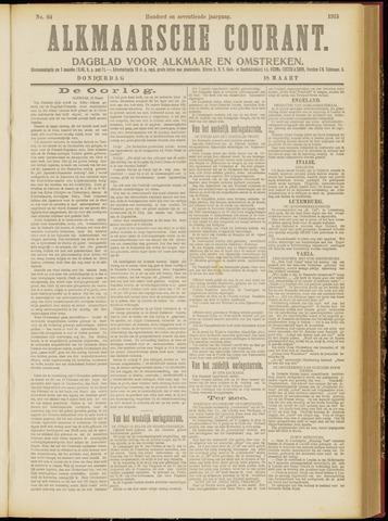 Alkmaarsche Courant 1915-03-18