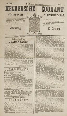 Heldersche Courant 1873-10-15