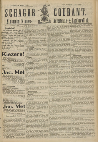 Schager Courant 1911-03-25