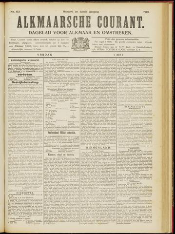 Alkmaarsche Courant 1908-05-01
