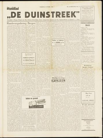 De Duinstreek 1961-02-10