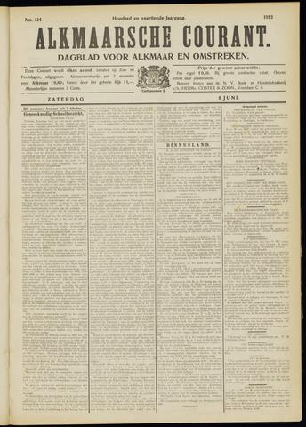 Alkmaarsche Courant 1912-06-08