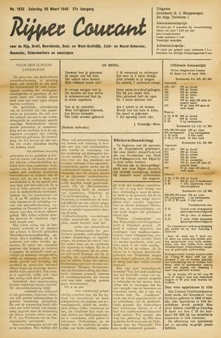 Rijper Courant 1946-03-30